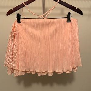 Tops - 3 for $30! Short length Pink Top